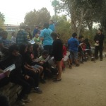 Los Angeles River tour: Mrs. Kugelman's class studies the  urban watershed