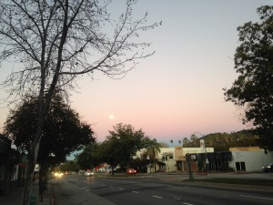 Colorado Boulevard, Eagle Rock