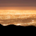 Los Angeles from Mt. Wilson 2008