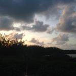 Sunrise on South Bimini