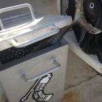Chum Box to Bait Sharks